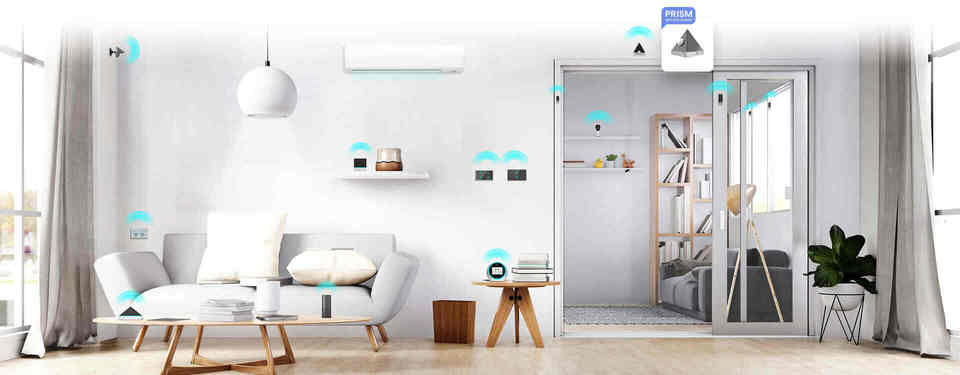 smart home devices installation