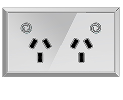 smart electrical outlet ultra point